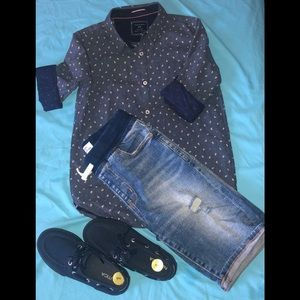 Boys Casual Outfit w/ Nautica Shoes!